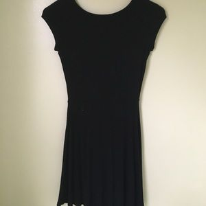 American Eagle Outfitters Dresses - American Eagle black soft & sexy dress.